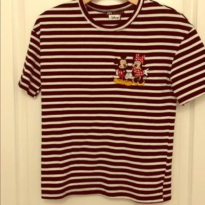 NWT Zara x Disney Mickey & Minnie wmns shirt